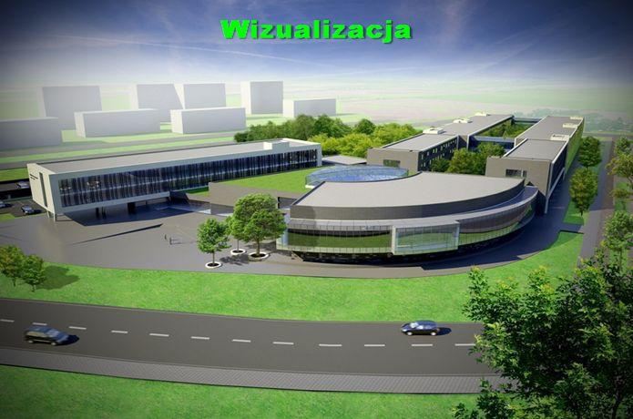 Nowy budynek Wydziału Chemii Uniwersytetu Jagiellońskiego