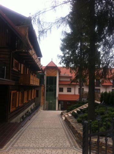 Hotel Modrzewiówka - Lanckorona - realizacje Dex-Bud