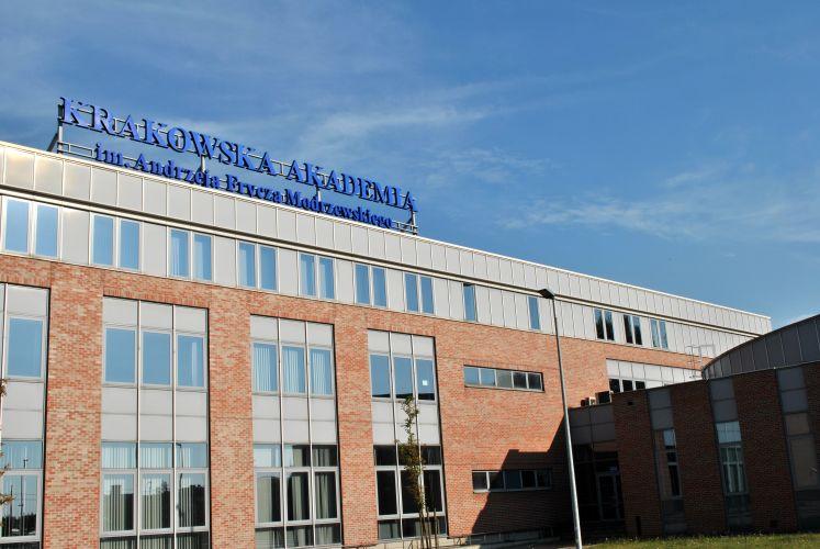 Krakowska Akademia - Kraków - realizacje Dex-Bud